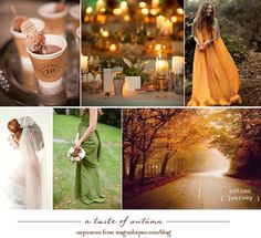A Taste of Autumn | Pinterest Inspiration from magnoliapair.com/blog
