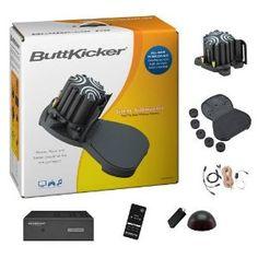 Amazing Deals $99.96 - ButtKicker Wireless Theater Advance Amplifier  Like, Repin, Share it  #todaydeals #ChristmasDeals #deals  #discounts #sale #Television