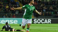 Shane Long scores two as the Republic of Ireland beat Moldova