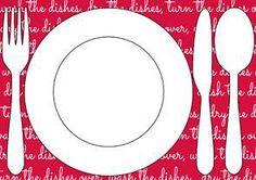 Kattints a képre a részletekért! - Hogyan tanítsuk meg a gyerekeknek, hogy az evőeszközök helye hol van az asztalon? Nyomtatni való színes sablonok a könnyű elsajátítás érdekében!