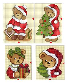 New Pictures Cross Stitch punto de cruz Thoughts Cross Stitch Christmas Cards, Cross Stitch Christmas Stockings, Xmas Cross Stitch, Cross Stitch Cards, Christmas Cross, Counted Cross Stitch Patterns, Cross Stitch Designs, Cross Stitching, Cross Stitch Embroidery
