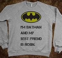 batman and robin friendship quotes