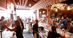 Bares e pubs em Santa Bárbara #viagem #california