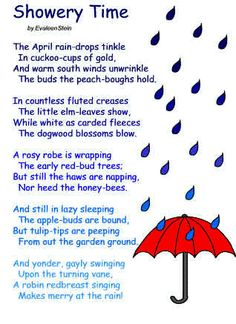 DLTK's Holiday Activities for Children  Spring Poetry - Re-pinned by @PediaStaff – Please Visit http://ht.ly/63sNt for all our pediatric therapy pins
