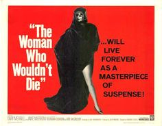 The Woman Who Wouldn't Die (1965)