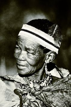 Bosquimano de Botswana