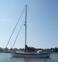 1986 Hans Christian Traditional Sail Boat For Sale - www.yachtworld.com