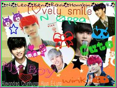 Collage of N
