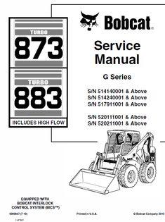 Best download bobcat 3400 3400xl utility vehicle service