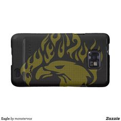 Eagle Galaxy SII Cover #Eagle #Bird #Animal #USA #America #Mobile #Phone #Cover #Case #Samsung