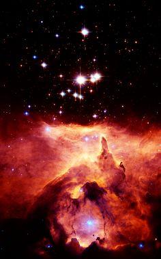 Pismis 24 - NGC 6357 (x)