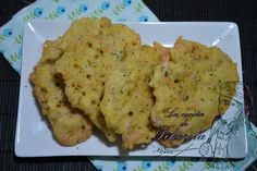 Pikerita's way: Tortillitas de camarones #singluten