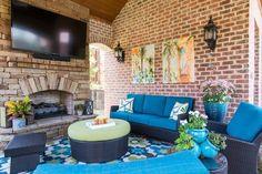 Best lighting designs! @delightfull  #interiordesign #texas decor #tx #home
