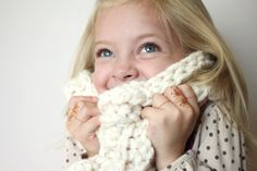 Crochet PATTERN  Isla  Childs Cowl Wrap by hovercreations on Etsy, $5.00