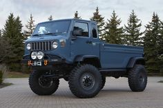 2012 Jeep Mighty FC Concept