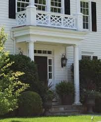Walpole has a rich variety of wood or AZEK vinyl railing styles that are pre-assembled an offered in over 100 different colors Porch Railing Designs, Balcony Railing Design, Railing Ideas, Stair Handrail, Staircase Railings, Porch Railings, Vinyl Railing, Staircases, Balcony Grill