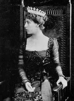 Princess Victoria Melita-first wife of Empress Alexandra's brother Grand Duke Ernst (he was gay)-she left him to marry Grand Duke Kyrill who would later proclaim himself Tsar in Exile after the revolution
