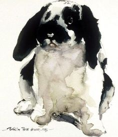 Amazing Watercolor animal paintings by pat weaver (9)