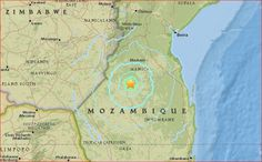 The strongest earthquake in 11 years hit Mozambique on September 22, 2016. The…