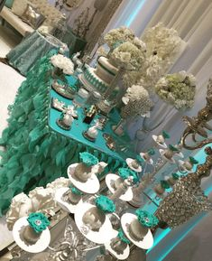 Tiffany Desert Table