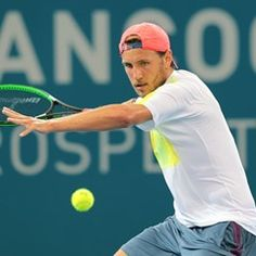 Brisbane International: Lucas Pouille v Gilles Simon