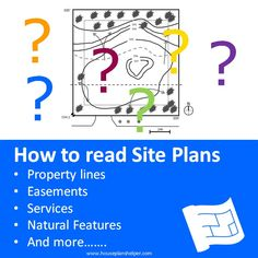 how to read site plans Floor Plan Symbols, Free Floor Plans, Study Site, Contour Line, Time To Move On, Roof Lines, Site Plans, Learn To Read, Case Study