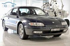 1996 Mazda MX-6 4WS
