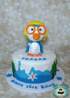 Photos ENFANTS | Gâteaux Magik pororo cake gateau Arctic Penguins, Photos, Birthday Cake, Desserts, Food, Child, Tailgate Desserts, Pictures, Birthday Cakes