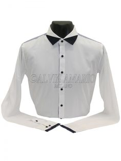 Mens Designer White Stylish Casual formal Party Wear shirt