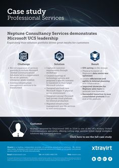 Case Study: Neptune Consultancy Services demonstrates Microsoft UCS leadership - Expanding their solution portfolio drives great results for customers