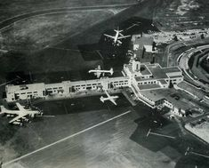 friendship airport baltimore maryland logan dundalk airfields