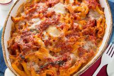 Pasta pasticciata Ricotta, Nutella Biscuits, Antipasto, Lasagna, Donuts, Buffet, Prosciutto Cotto, Food And Drink, Olive