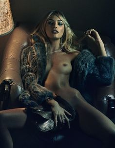 """#Candice Swanepoel photograph from """"The Goddesses"""" article on interviewmagazine.com -- August 2013"""