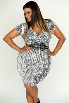 #plus #size Dress
