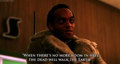 Dawn of the Dead | When there's no more room in hell, the dead will walk the earth | tumblr_nczowjFjcl1tmcmg4o1_500