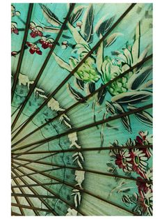 Parasol I Print by SHINE by S.H.O on Gilt Home