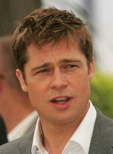Brad Pitt Hairstyles Hairstyles On Pinterest