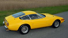 Ferrari Daytona Coupe