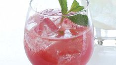 Nothing says summer quite like the fresh flavors of watermelon, lemon, and crisp, cool mint. Visit our Drinks & Entertainment page for more refreshing recipes for summer punch as well as fun and classic cocktails. Refreshing Cocktails, Classic Cocktails, Summer Cocktails, Cocktail Drinks, Fun Drinks, Alcoholic Drinks, Beverages, Party Drinks, Drinks Alcohol