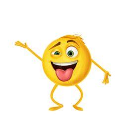 How do you mo vie sticker Gean Smiley Emoji, Kiss Emoji, Animated Emoticons, Funny Emoticons, Animated Gif, Naughty Emoji, Funny Emoji Faces, Emoji Movie, Emoji Symbols
