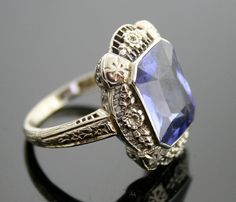 Edwardian Antique Ring.