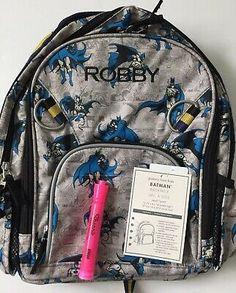 Pottery Barn Kids Blue Skate Camo Duffle Bag No Mono Luggage Sleepover School
