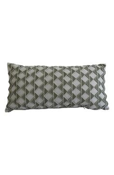 #Dransfield and Ross House 'Alhambra Zigzag' Pillow $95
