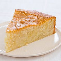 French Apple Cake Recipe - Americas Test Kitchen-ingredient Calvados = apple brandy