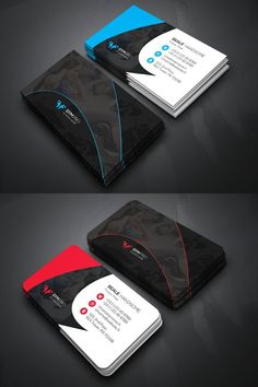 Gym/Fitness Business Card