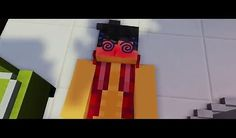 """When aphmau said """" i'd love to have some babies"""" then aaron faints"""