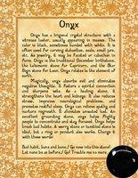 Onyx by ~minimissmelissa on deviantART