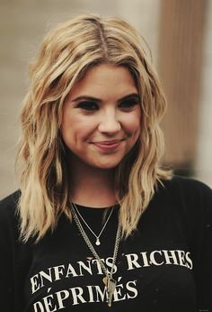 ashley benson - want this haircut