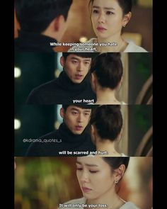 Korean Actresses, Korean Actors, Korean Drama Quotes, Drama Korea, Korean Language, Movie Quotes, Be Yourself Quotes, Qoutes, It Hurts