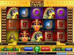 ▷ treasure of the pyramids ™ slot machine - play free online game Las Vegas, Slot Machine Cake, Tea Eggs, Chicken And Shrimp Pasta, Coin Values, Restaurant Week, Smoothie Ingredients, Machine Design, Online Gratis